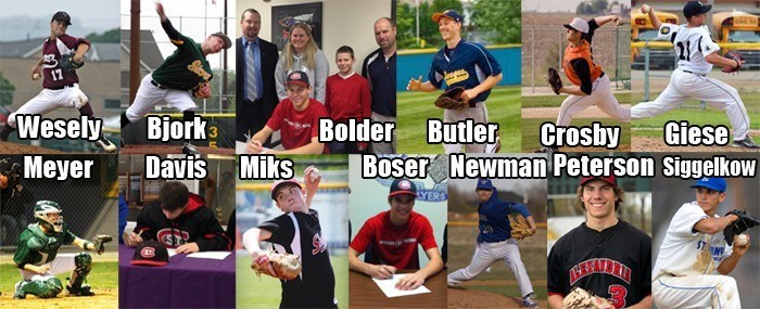 SCSU Baseball Lands 13 New Recruits for 2014-15 - St  Cloud