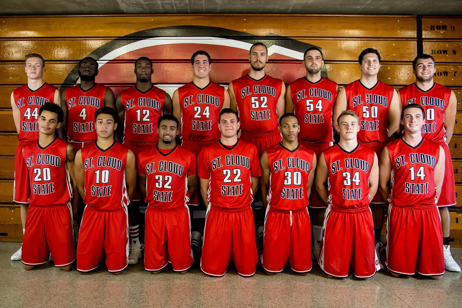2015-16 Men's Basketball Roster - St  Cloud State University Athletics