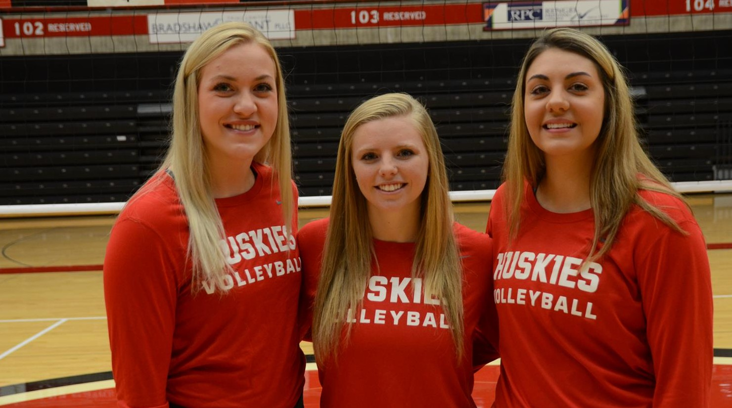 Volleyball Hosts Three Matches This Week St Cloud State University Athletics