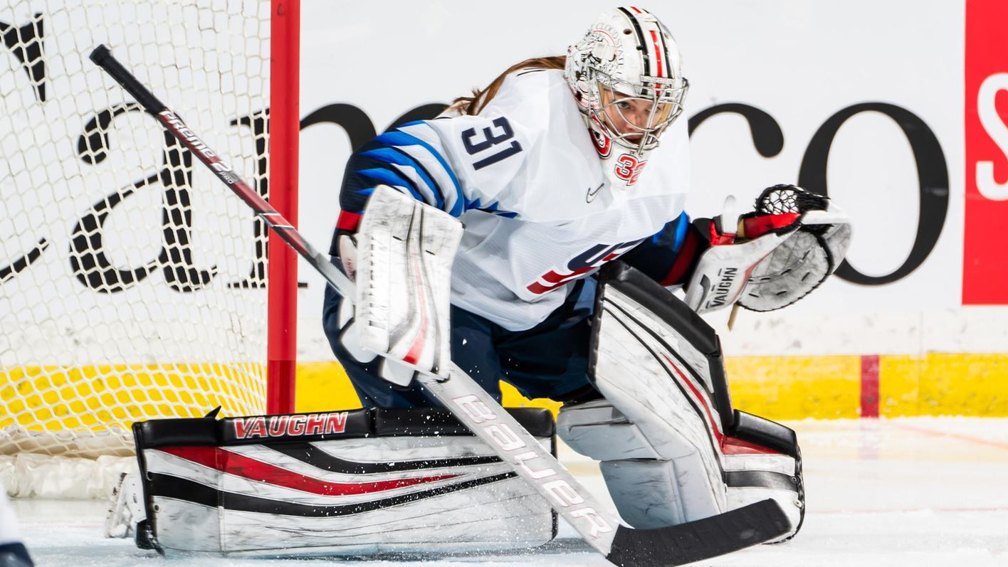 Scsu S Polusny Participating In 2019 Usa National Team Development