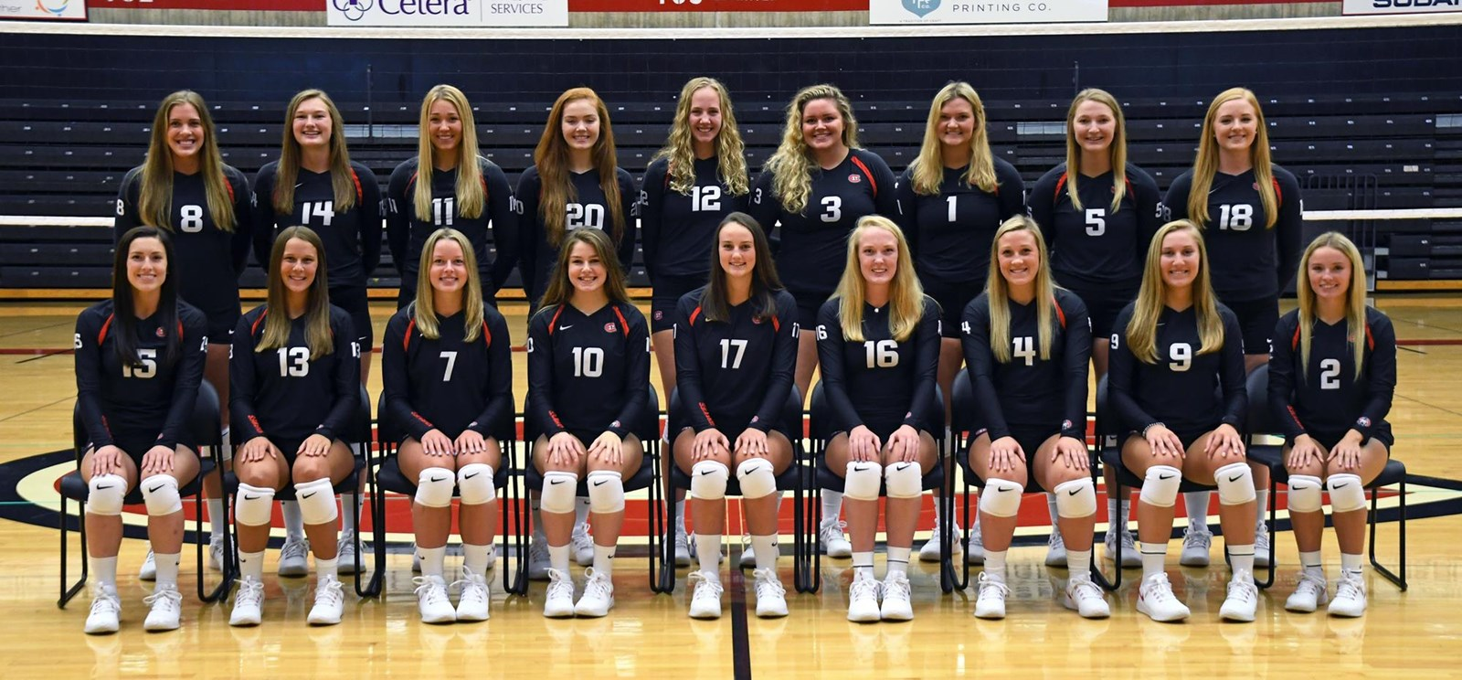 2019 20 Women S Volleyball Roster St Cloud State University Athletics