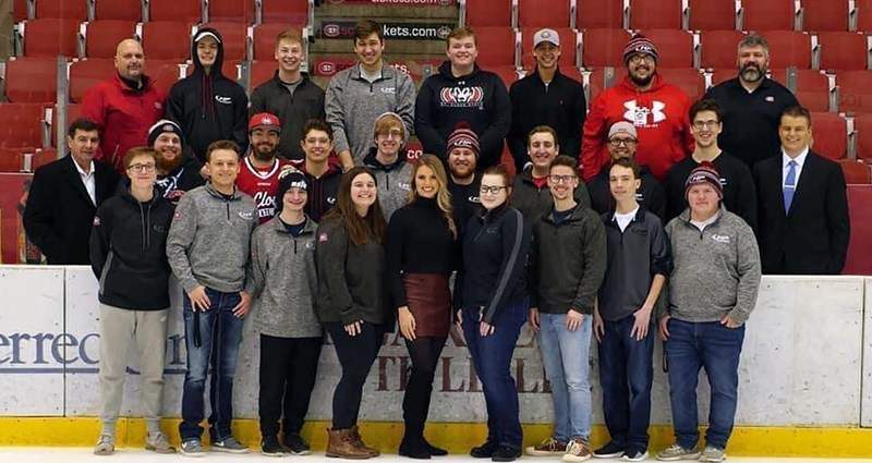 St. Cloud State's Husky Productions receives SVG honors - St. Cloud State University Athletics