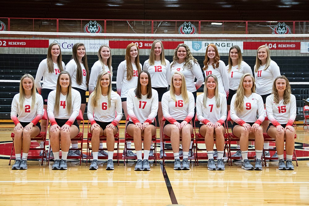 2020 Women S Volleyball Roster St Cloud State University Athletics